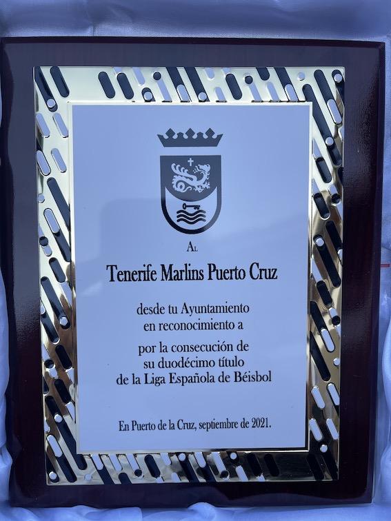 Fotografía: Tenerife Marlins